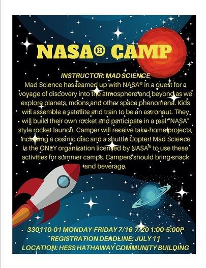 Nasa Camp