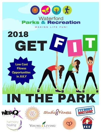 Get Fit In The Park