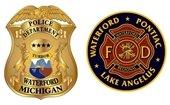 Police & Fire Logos