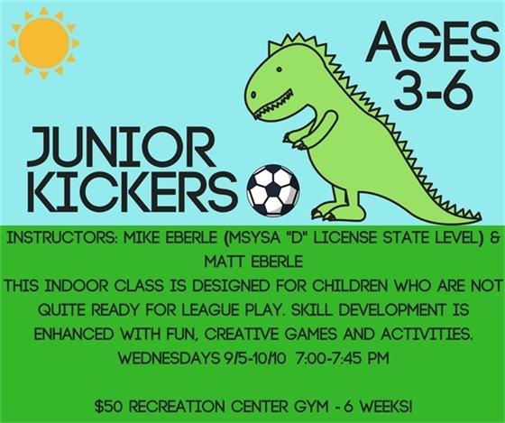 Junior Kickers