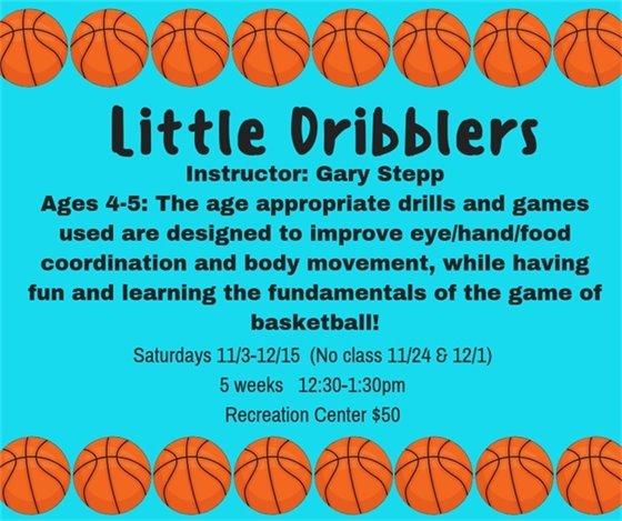 Little Dribblers