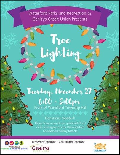 Tree Lighting 2018