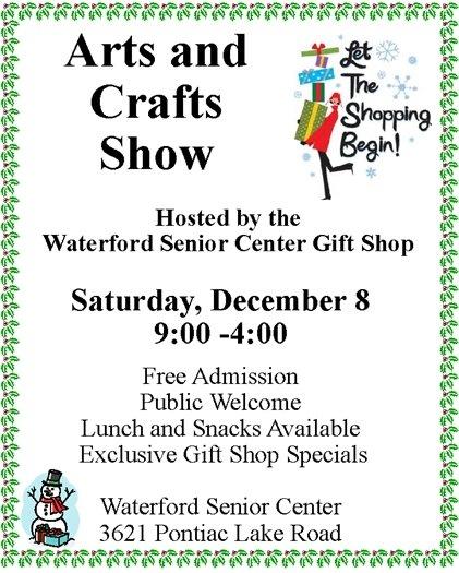 craft show senior center