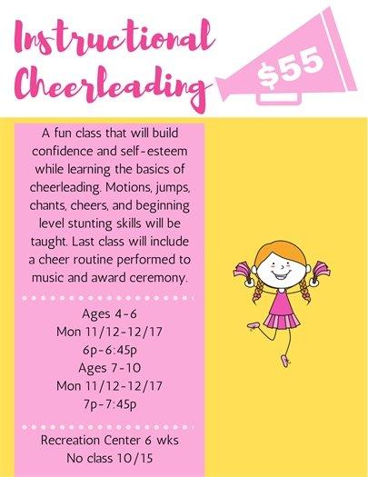 Instructioinal Cheerleading