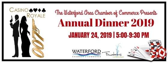 Chamber 2019 Annual Dinner