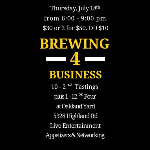 Brewing 4 Business 2019