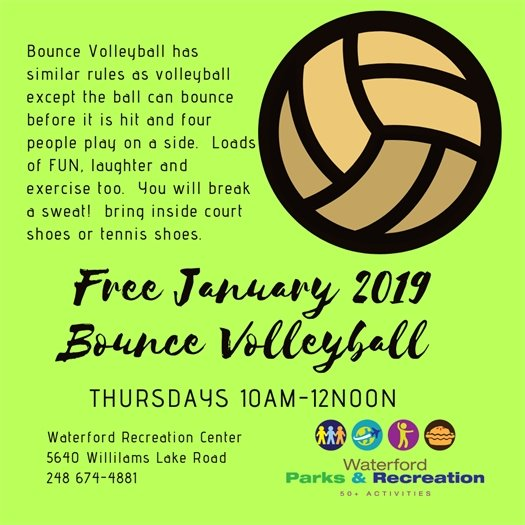 Bounce Volleyball