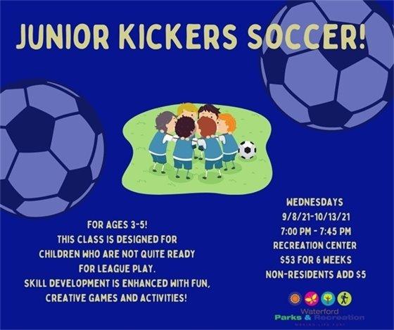 Junior Kicker Soccer