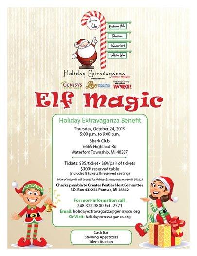 Elf Magic Event