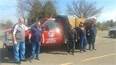 Bottle Drive Volunteers