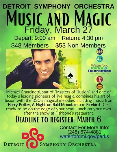 DSO  Music and Magic