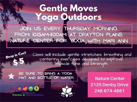 Gentle Moves Yoga
