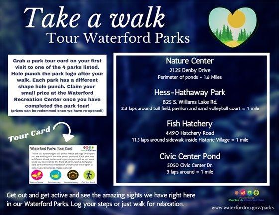 Take A Walk Program