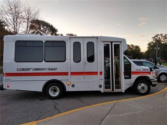 SMART Community Transit Bus photo