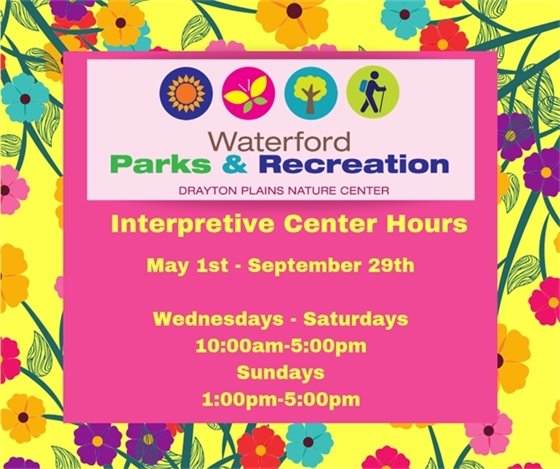 Nature Center Hours