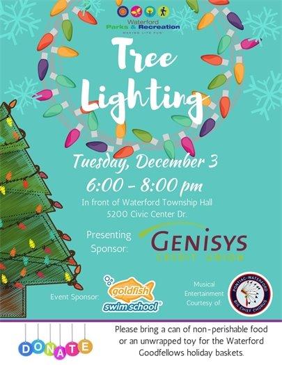 Tree Lighting 2019