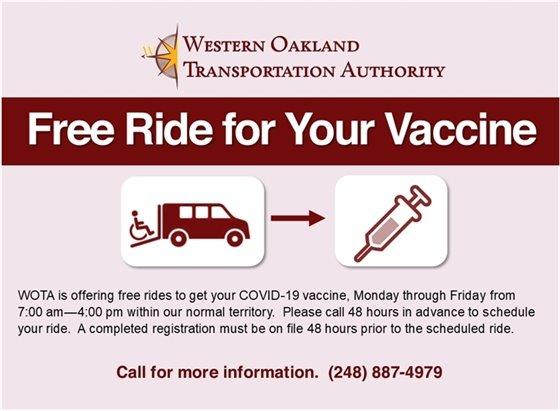 WOTA free ride