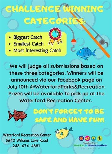 Virtual Fishing Challenge page 2
