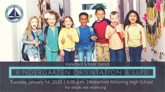WSD Kindergareten Orientation