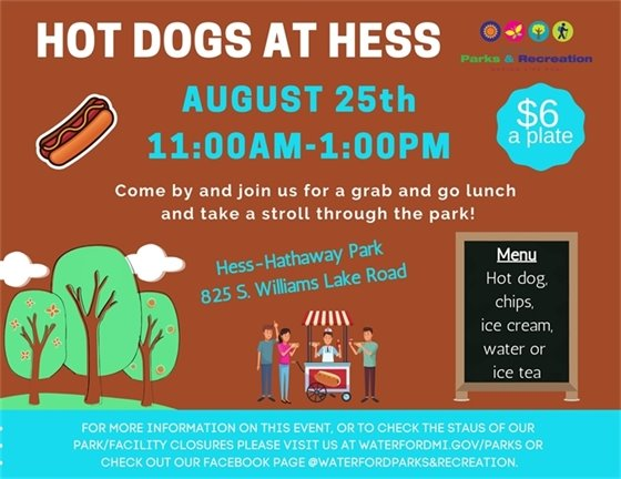 Hot Dogs At Hess