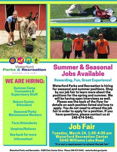 Job Fair page 1