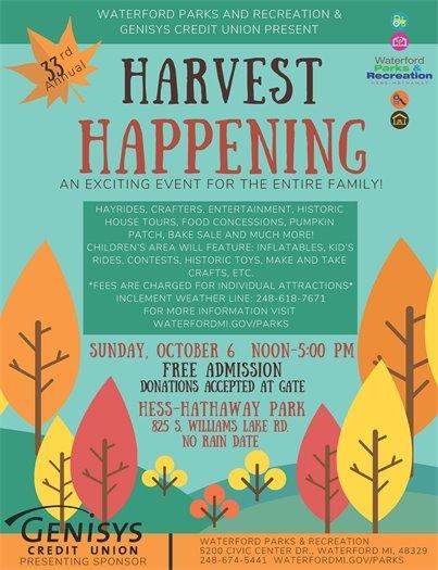 Harvest Happening