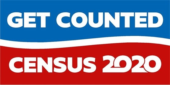CENSUS 2020 GET COUNTED
