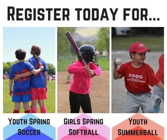 Youth Sports Registration
