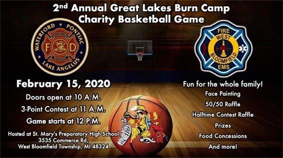 Charity Basketball Game