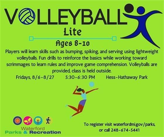 Summer Volleyball Lite