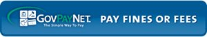 GovPayNet Payment Button for Pay Fines or Fees