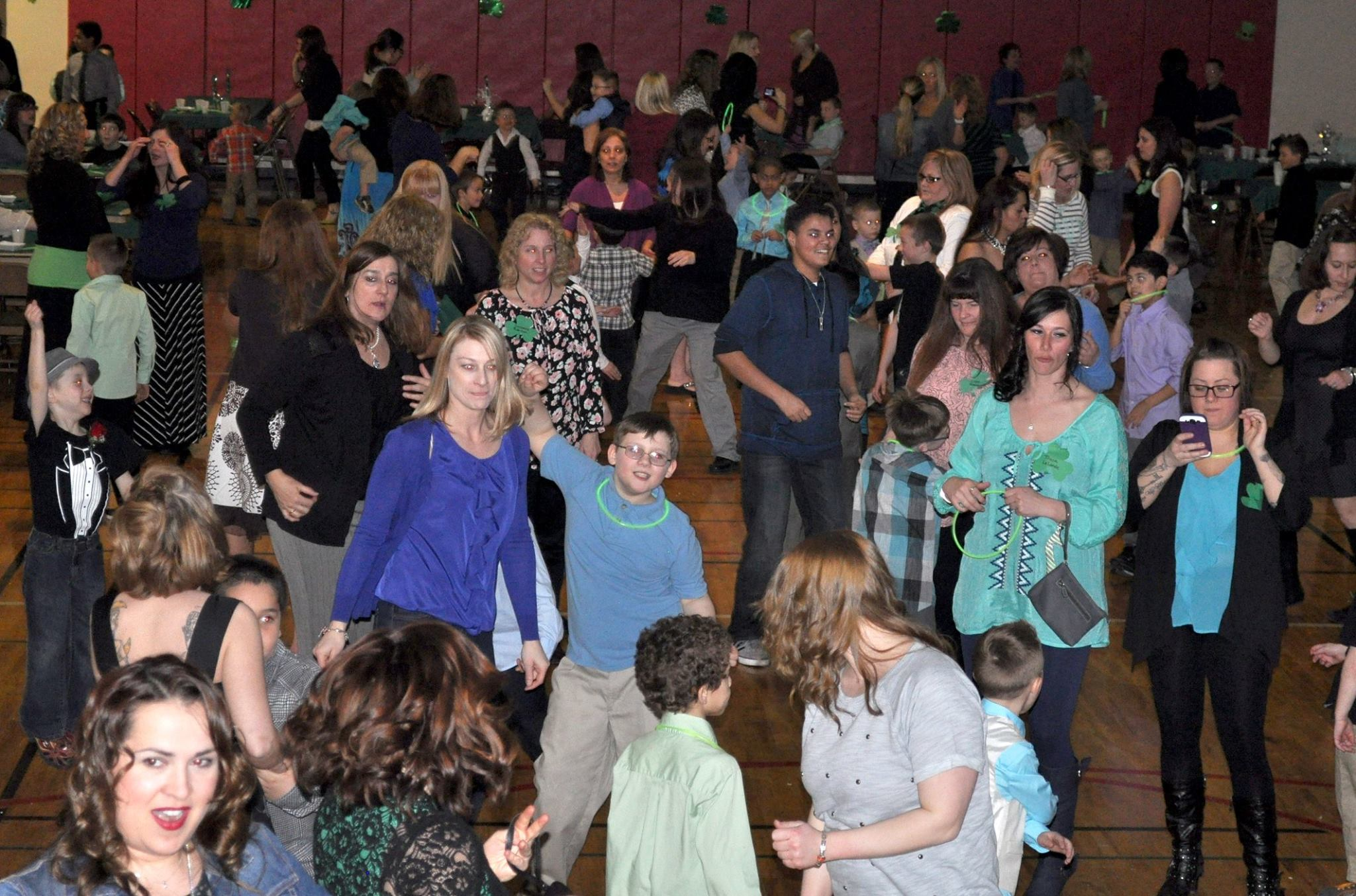St Patrick S Mother Son Dance Waterford Mi