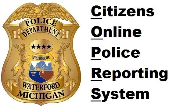 Citizens Online Police Reporting System