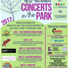 2017 concerts in the park