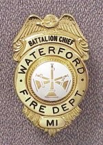 Fire Rank Battalion Chief