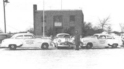Waterford Police Headquarters and Township Offices 1953