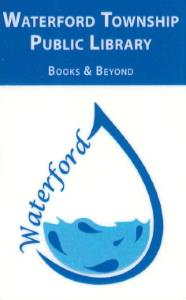 Waterford Township Library Card