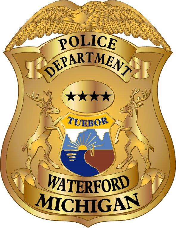 Waterford PD Badge