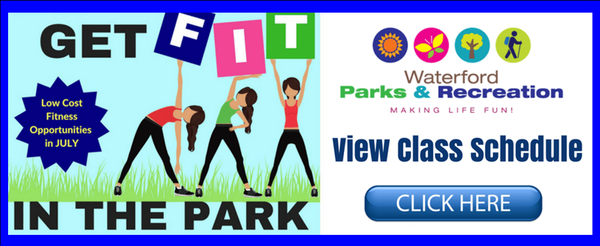 Get Fit In the Park 2018