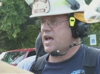 Fire Fighter Close Up