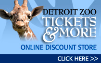 Detroit Zoo Tickets and More online discount store