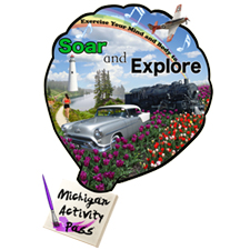 Soar and Explore Michigan Activity Pass
