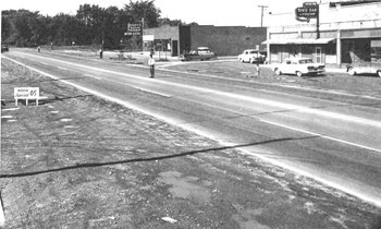 Fatal accident on Dixie Highway on September 16, 1958 2