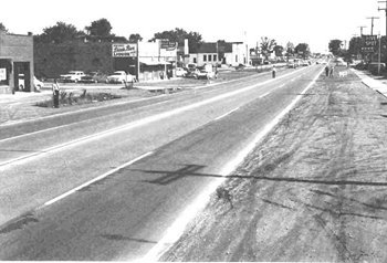Fatal accident on Dixie Highway on September 16, 1958