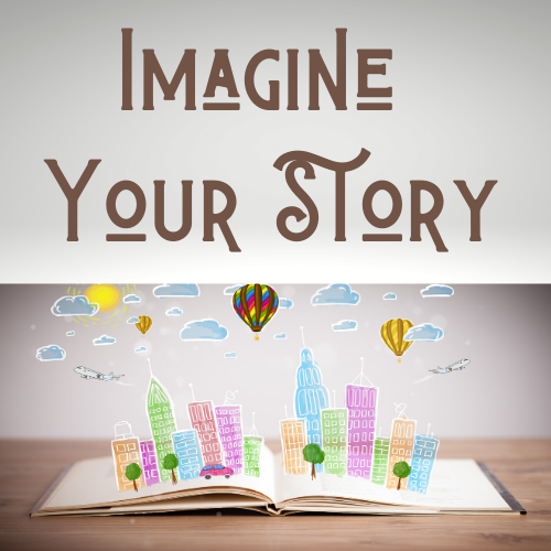 Imagine Your Story Logo