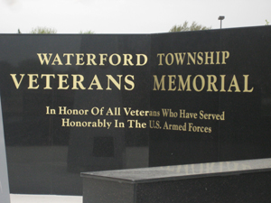 Waterford Township Veterans Memorial