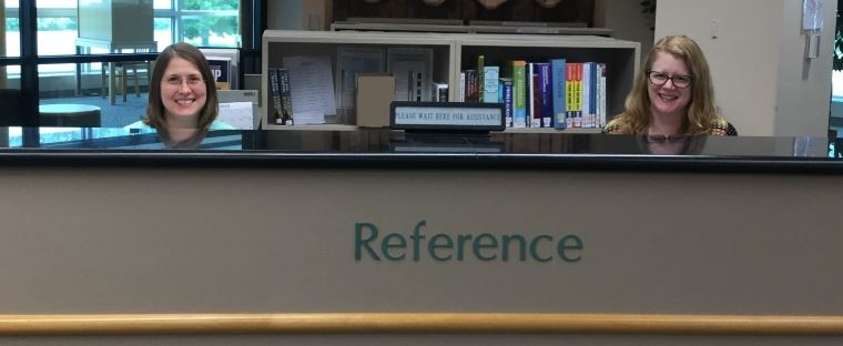 Adult Reference Desk
