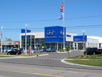 Beautification Award winner Feldman Hyundai