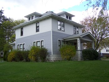 Historical Award winner the Hatchery House
