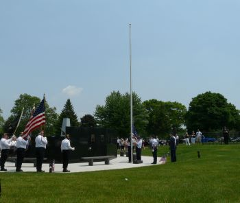 Waterford Township Veterans Memorial Dedication 10